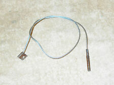 1964 1965 1966 Mustang GT Conv ORIG CONVERTIBLE TOP SIDE TENSION HOLD DOWN CABLE