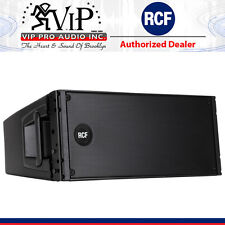 """RCF HDL 20-A ACTIVE LINE ARRAY MODULE 1400W Speaker Two Powerful 10"""" DJ"""