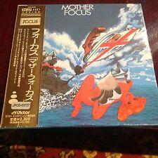 Mother Focus by Focus CD, K2HD coding, JVC Victor Japan , audiophile