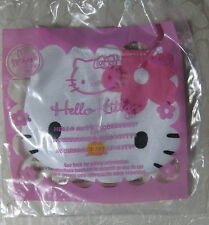 Hello Kitty McDonalds Happy Meal #4 2007 Small Accessory Bag Toy Clip On Corner