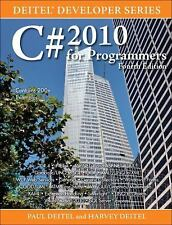 C# 2010 for Programmers (4th Edition) (Deitel Developer Series)-ExLibrary