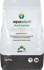 Seachem Aquarium Soil Substrate 2kg Black Humate Planted Tanks Dwarf Shrimp