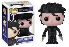 Funko Pop! EDWARD SCISSORHANDS Johnny Depp RARE Pop! Vinyl Figure NEW & IN STOCK