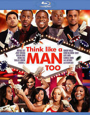 THINK LIKE A MAN TOO (Kevin Hart) Blu-Ray [K267]
