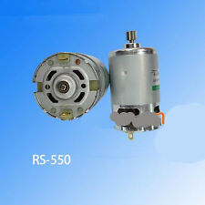 RS-550 DC 7.2V Gear Motor Replacement for Hitachi Rechargeable Electric Drill