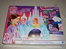 NEW MY LITTLE PONY CRYSTAL EMPIRE CASTLE PRINCESS CADENCE BABY FLURRY HEART NIB