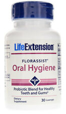 Life Extension Florassist Oral Hygiene - Probiotic for Healthy Gums & Teeth