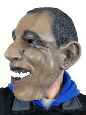 Barack Obama Mask US American President Masks Fancy Latex Party Masquerade