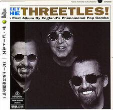 BEATLES MEET THE THREETLES! CD MINI LP OBI