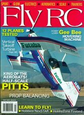 2004 Fly RC Magazine: Half Scale Pitts/Gee Bee Hovering Machine/Vertical Takeoff