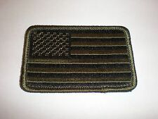 Triple Aught Design US Flag TAD Morale Patch Combat OD Green Old Glory