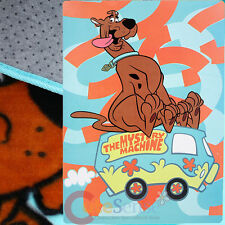 """Scooby Doo Soft Plush Carpet The Mystery Machine Area Rug (72""""x48"""" , 4ft x 6ft )"""