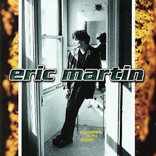 Martin Eric-Somewhere In The Middle  CD NEW