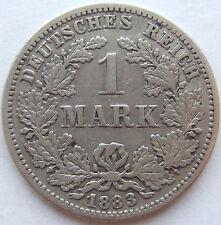 TOP! 1 Mark 1883 F in SCHÖN / SEHR SCHÖN SELTEN !!!