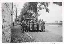 Soldaten Rückfahrt ins Reich Saint Quentin Frankreich