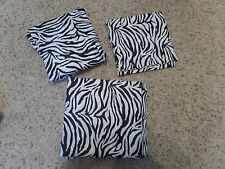 Twin Sheet Set by Main Stay with Carry Bag, New In Bag
