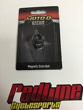 Yamaha R3 Drain Plug Pre drilled for safety wire  Moto D plug #1