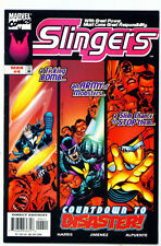 ♥♥♥♥ SLINGERS • Issue 4 • Marvel Comics