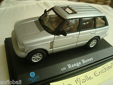 miniature Range Rover vts 945  1/43 neuve en boite plexi  volant a droite