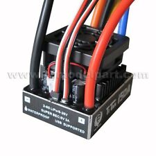 TiTan 150A WP Sensored Brushless Speed Controller ESC for 1/8 1/5 RC Car Buggy