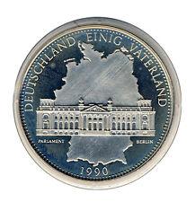 DEUTSCHLAND einig VATERLAND - Deutschlandkarte REICHSTAG - ANSCHAUEN