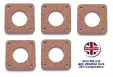 3mm Anti Vibration Cork dampers (Set of 5) for 3D printer Nema17 Stepper Motors