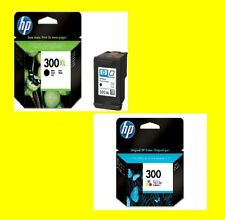 original Cartridge HP 300 300XL Deskjet D1660 D2560 D2660 C4685 F2580 ENVY D410