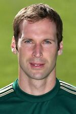 Football Photo PETR CECH Chelsea 2012-13