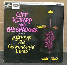 Cliff Richard & The Shadows, 'Aladdin and His Wonderful Lamp', 1964 (33SX 1676)