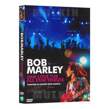 BOB MARLEY - One Love The All Star Tribute DVD (*New *Sealed *All Region)