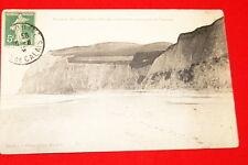 POINTE DU BLANC NEZ CRAN D'ESCALLE PAS DE CALAIS 1909 R576