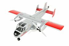 Hobby Toy Unique RC scale model airplane canadair CL-84 dynavert tilt wing vtol