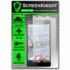 ScreenKnight Nokia Lumia 950 XL FRONT SCREEN PROTECTOR invisible Military shield