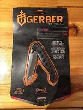 Gerber tactical Evo mid clip folding knife model# 4661214A 31-003017