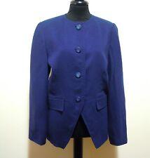 CULT VINTAGE '70 Giacca Donna Cashmere Cachemire Woman Jacket Sz.M - 44