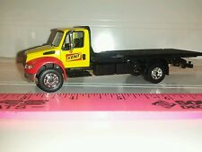 1/64 CUSTOM international prostar KENT FEEDS DELIVERY flatbed TRUCK ERTL DISPLAY