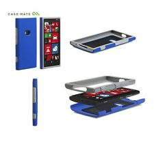 GENUINE CaseMate Nokia Lumia 920 Tough Case Hard Shell Cover CM024886 - Blue