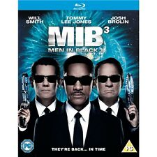MEN IN BLACK 3 - BLU RAY + UV COPY -  WILL SMITH - NEW / SEALED