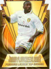 2000 Merlin Premier Gold Soccer Magic Moment Die Cut C6 Jimmy Floyd Hasselbaink