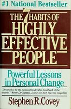 The 7 Habits of Highly Effective People  (ExLib)