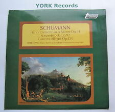 TV 34559S - SCHUMANN - Piano Concerto FRANKL / FURST Bamberg SO - Ex LP Record