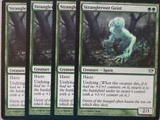 XXX 4x STRANGLEROOT GEIST englisch dark ascension (spirit haste undying green)