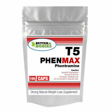 100 STRONG PHENTRAMINE 60mg RX  Thermo Fat Burner Diet Pills Slimming Weight Los