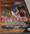 Rage of the Master (DVD, 2001) Jimmy Wang Yu WORLDWIDE SHIP AVAIL