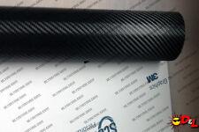 "3M Scotchprint Black Carbon Fiber Wrap Film 30""x96"" 20sq. ft."