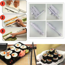 New Sushi Bazooka Kitchen Appliance Gourmet Cooking Shape Tube Easy Food Maker U