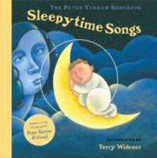 The Peter Yarrow Songbook: Sleepytime Songs Yarrow, Peter Hardcover