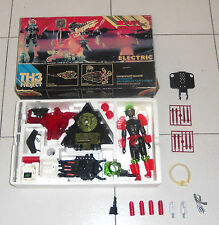 Robot TH3 PROJECT BLACK GENIUS 3 Electric – Edison Giocattoli PERFETTO 1979