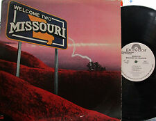 """Missouri - Welcome Two  (w/ """"Movin' On"""") (Ron West of The Chesmann Square) (PL)"""