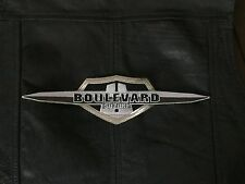 Suzuki Boulevard Patch Backpatch XL 30x8,2cm Kutte MC 800 C50 M50 S40